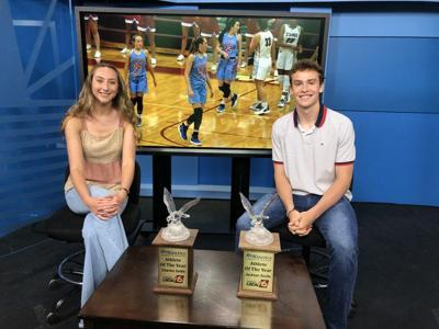 Sivills, Settle named Athletes of the Year