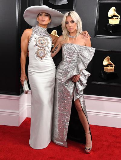 LADY GAGA AND J-LO