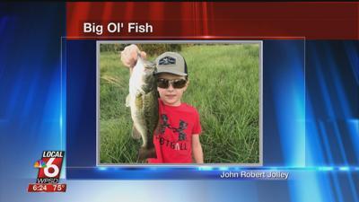 6/22 Big Ol' Fish