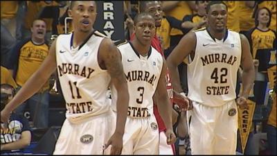 Murray State basketball legends reunite for TBT