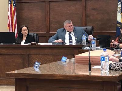 Marshall County Second Amendment ordiance first reading