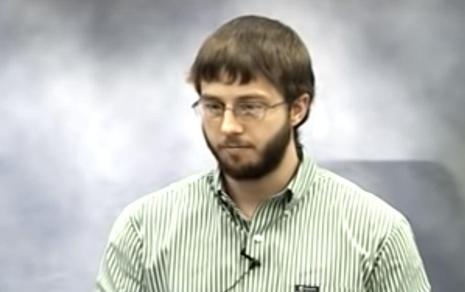 Andrew Goldren circa 2008