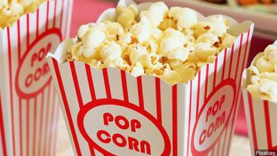 Popcorn MGM