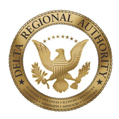 Delta Regional Authority gold seal