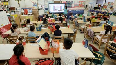 NYC Schools **This image is for use with this specific article only**