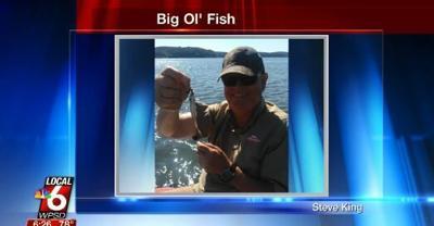 7/29 Big Ol' Fish