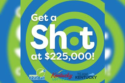 Kentucky Lottery COVID-19 vaccine promotion