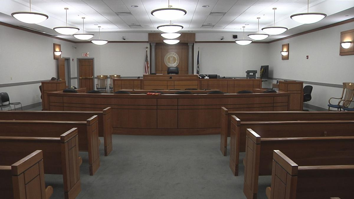 Christian County Courtroom