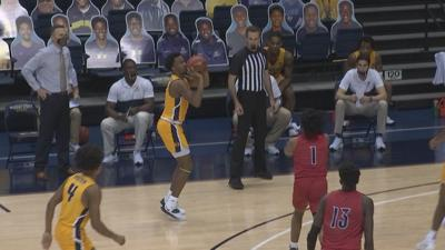 Carter helping spark Murray State's offense