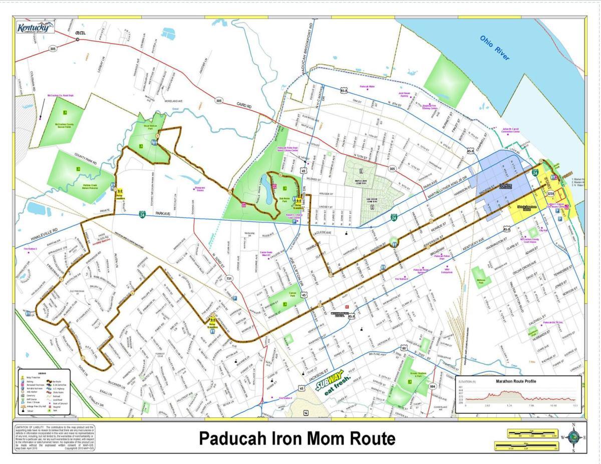 Iron Mom route