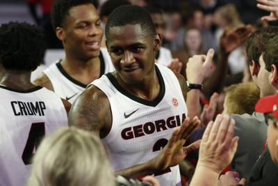 Edwards, Hammonds lead Georgia to 80-63 rout of Tennessee