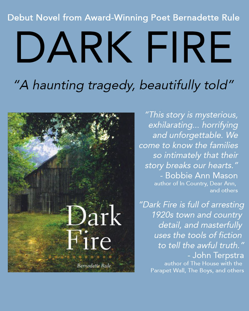 Dark Fire poster