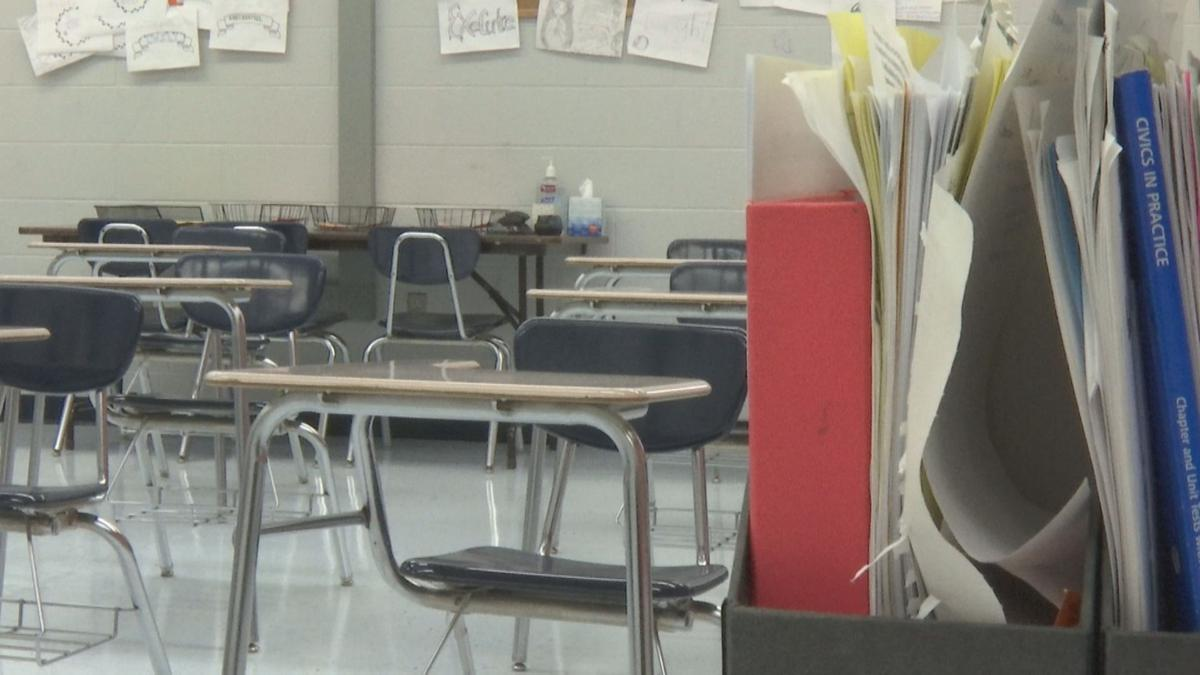 Local health professionals address red zone county ...