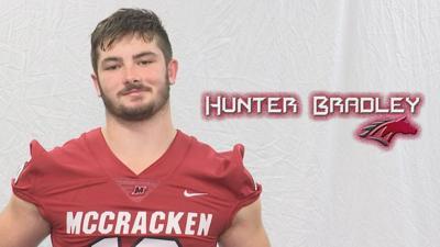#3 Player of Gridiron Glory: McCracken County's Hunter Bradley