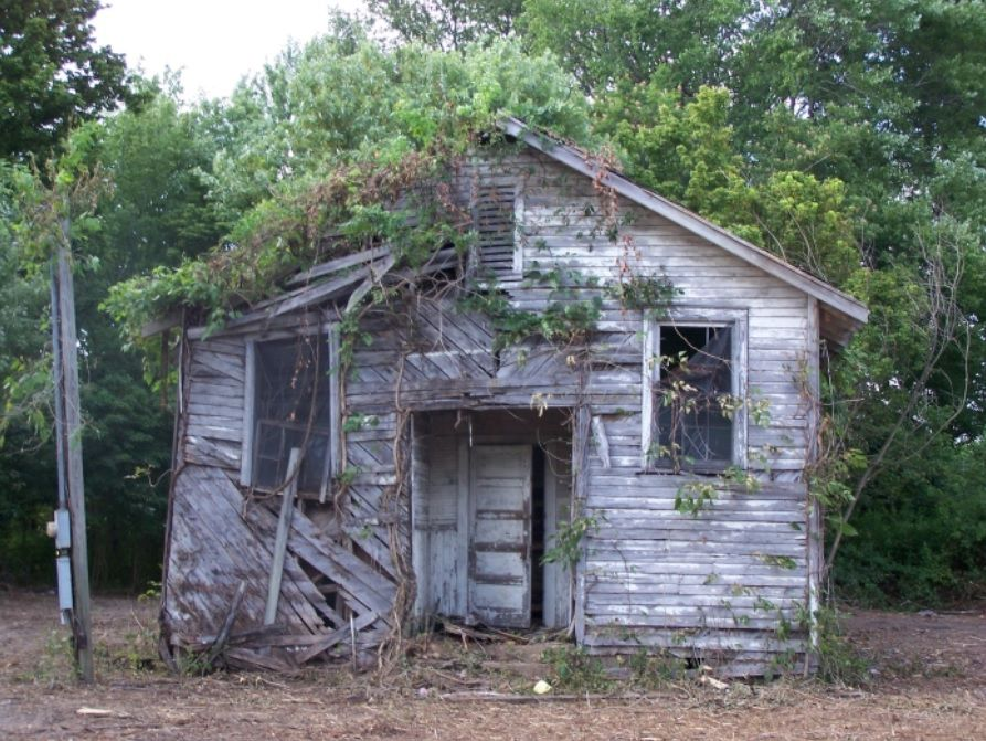 Hickory Colored School Condition