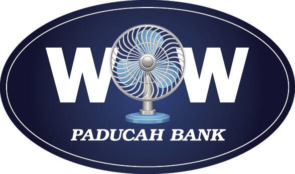Paducah Bank FAN wow logo