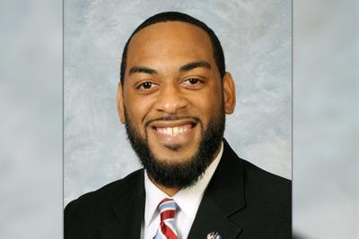 Kentucky Rep. Charles Booker official portrait