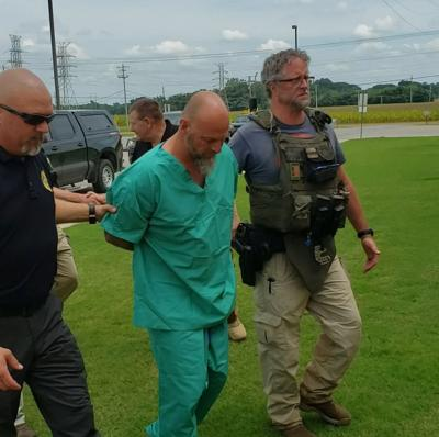 Curtis Watson arrested
