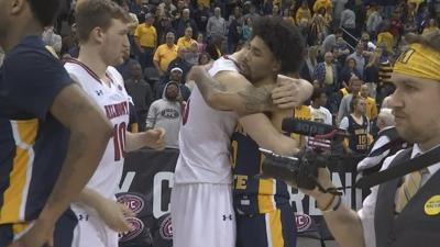 Scanlon's shot sends Belmont past Murray State for OVC title