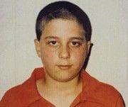Andrew Golden 1998 mugshot