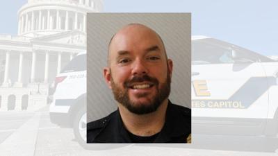 """Officer William """"Billy"""" Evans"""