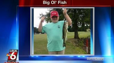 8/9 Big Ol' Fish