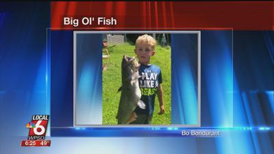 11/18 Big Ol' Fish