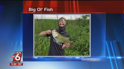 8/17 Big Ol' Fish
