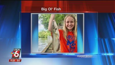 10/7 Big Ol' Fish