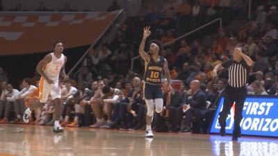 Murray State's Brown, Williams and UTM's Dove on OVC 1st Team