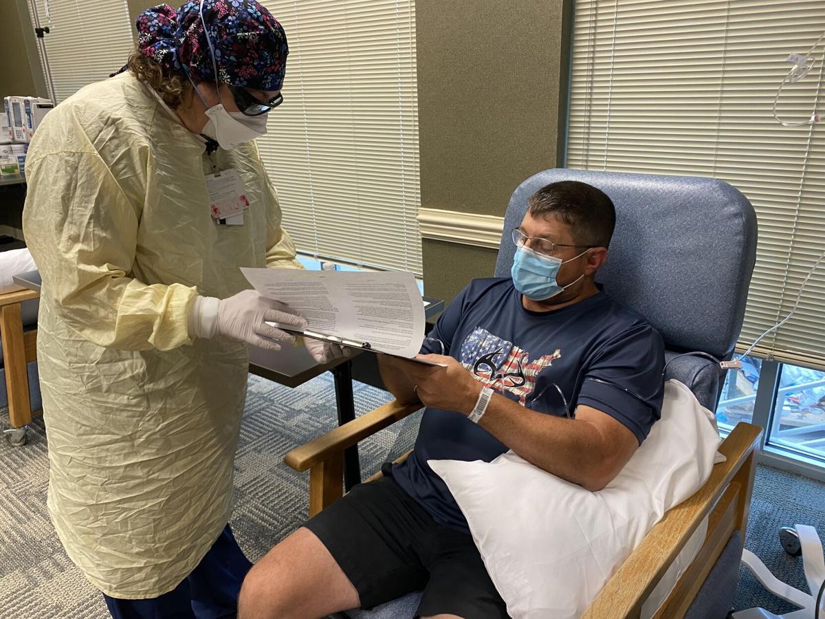 Monoclonal Patient Treatment