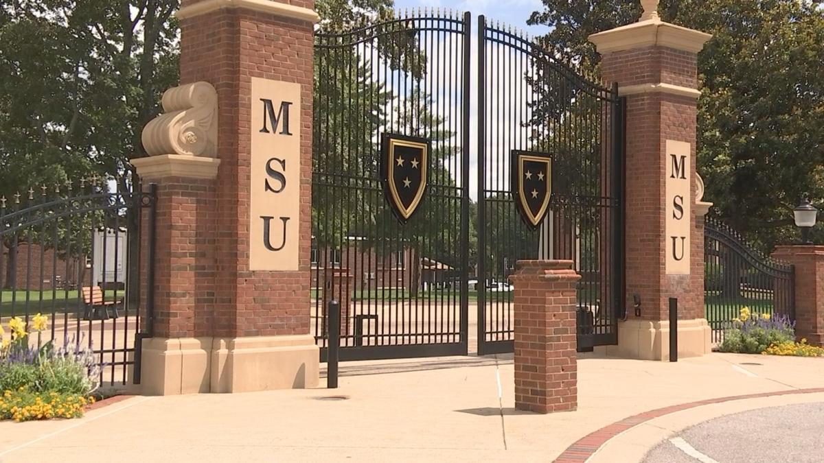 Murray State gates