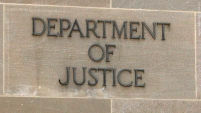 Justice Department mgn