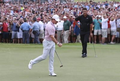 McIlroy tops Koepka for PGA Tour player of the year