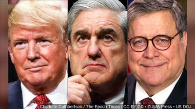 Trump-Mueller-and-Barr