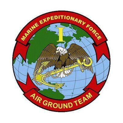 MARINE EXPEDITIONARY FORCE I AIR GROUND TEAM