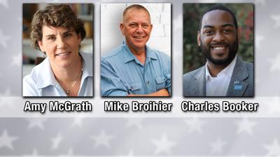 Democratic U.S. Senate Debate - Kentucky - with names