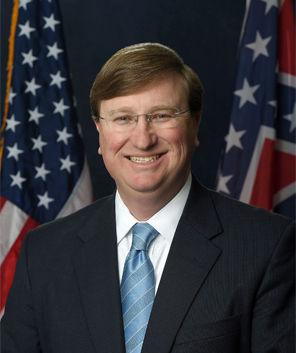 Mississippi Gov. Tate Reeves