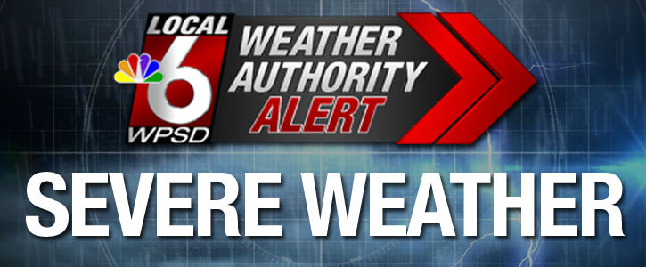WAA - Severe Weather page