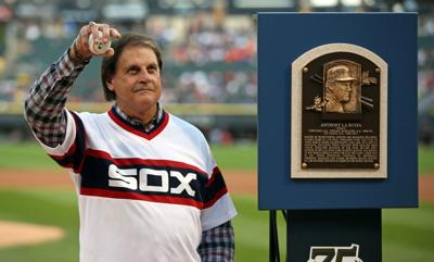 La Russa feels fortunate for chance to manage White Sox