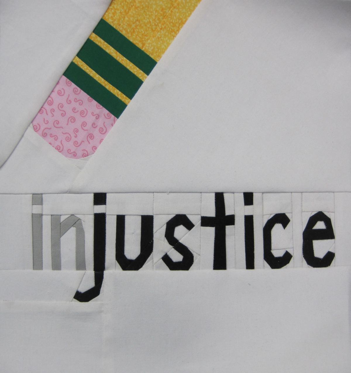 Injustice Quilt