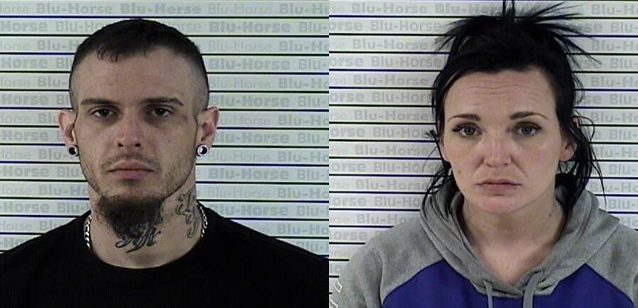 Graves County man and woman arrested on drug charges after