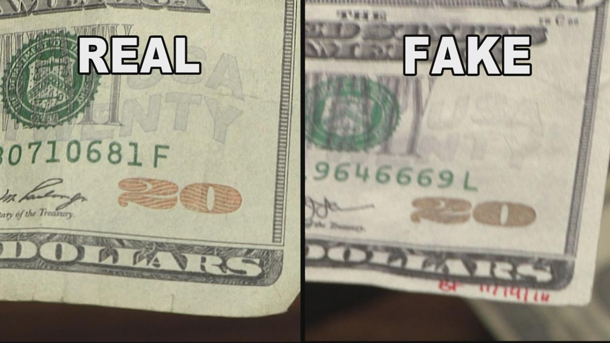 Counterfeit Money Is Circulating Here S How To Spot It News
