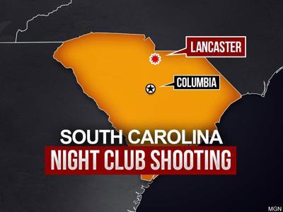 South Carolina night club shooting