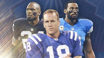 Game changers: Manning, Woodson, Megatron headed to Hall