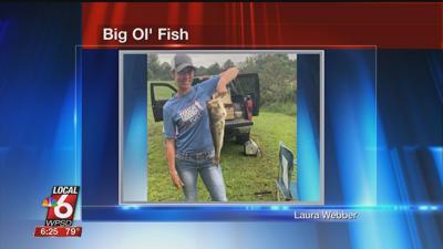 9/16 Big Ol' Fish