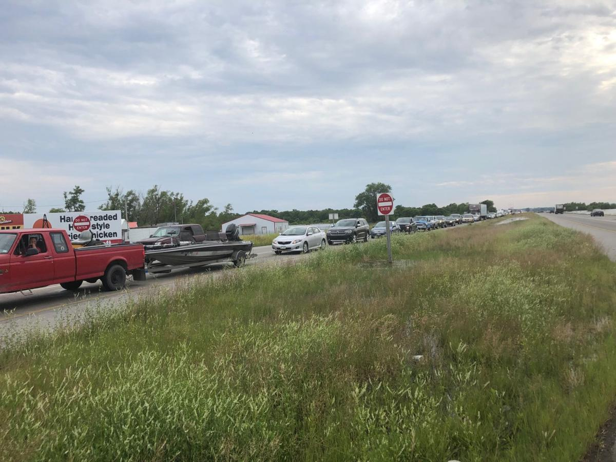 IDOT closes both lanes of Route 3 in parts of Alexander