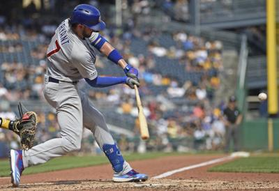 Bryant homers, Cubs win 2-0 as Pirates strand 11