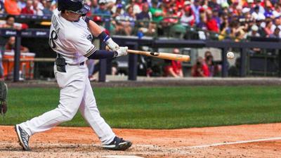 Hiura, Lyles help Brewers stop Cardinals' 6-game win streak
