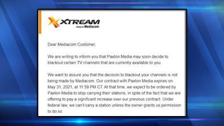 mediacom statement